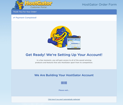 6- Processing Your Order